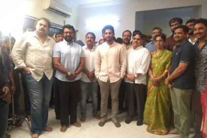 Allu Arjun's 'Naa Peru Surya' to be released on 29 April 2018, confirms producer Bunny Vas