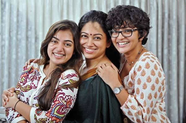 Nazriya and Parvathy to star in Prithviraj Sukumaran's upcoming film which will be directed by Anjali Menon