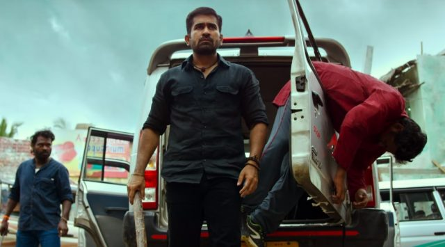 Annadurai Teaser: Vijay Antony continues with his attempt to do offbeat films
