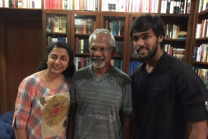 Bigg Boss Tamil winner Aarav meets Mani Ratnam and Suhasini