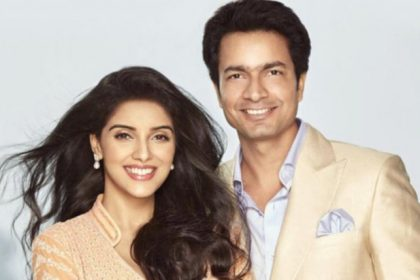 Actress Asin and husband Rahul Sharma blessed with a baby girl