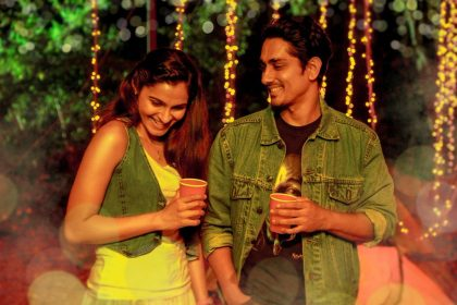 Siddharth-Andrea Jeremiah make a lovely pair in these stills from Aval