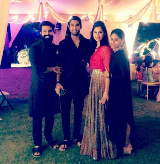 Photos: South stars Allu Arjun, Lavanya Tripathi, Raai Laxmi and many others begin Diwali 2017 celebrations