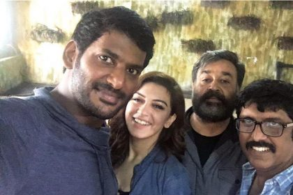 Exclusive! Hansika Motwani speaks about her Malayalam debut 'Villain' and shares her experience of working with Mohanlal