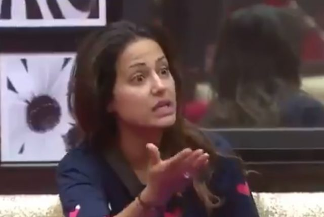 South celebrities lash out at Bigg Boss 11 show contestant Hina Khan for her comments on South Indian actresses and filmmakers