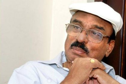 Eminent Malayalam filmmaker I V Sasi passed away in Chennai