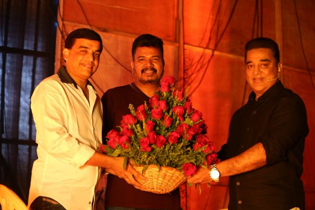 Rumours of producer Dil Raju backing out of Kamal Haasan's 'Indian 2' are rumours, clarifies production house