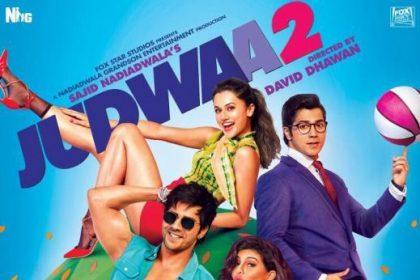 ये फिल्म बद्रीनाथ की दुल्हनियां के बाद इस साल जुड़वाँ 2 बनी इस साल की बड़ी हिट