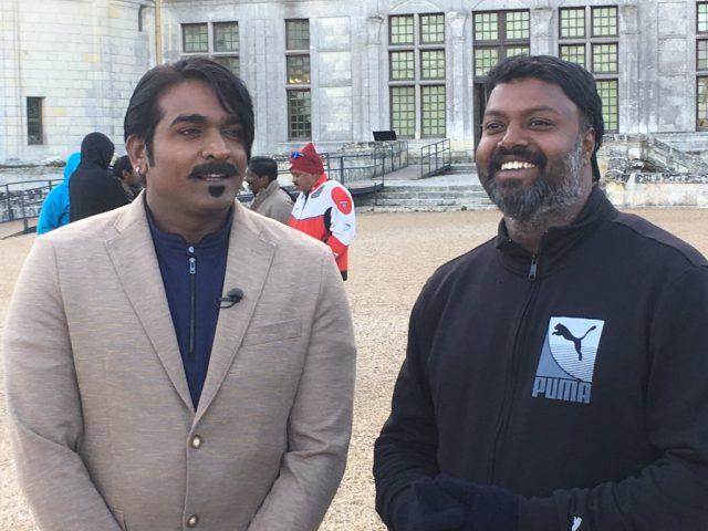 Vijay Sethupathi's look from his upcoming film 'Junga' is something you've never seen before