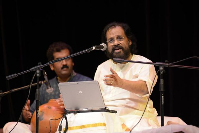 Eminent singer KJ Yesudas and yesteryear actress Kanchana chosen for prestigious Karnataka Rajyotsava Awards