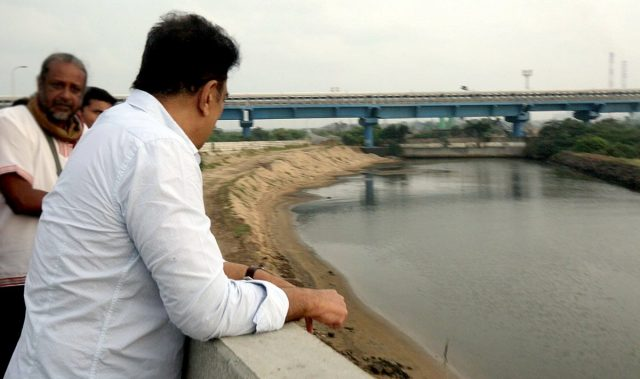 Kamal Haasan asks people to pitch in for Ennore Creek and protect it even if government ignores it