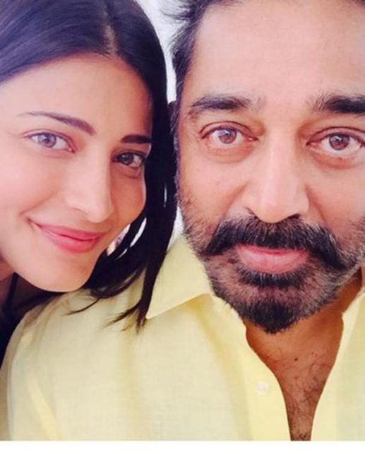 Shruti Haasan: Learnt A Lot While Working With Father