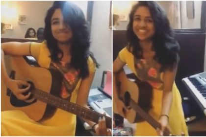 Watch: Actor Dileep's Meenakshi daughter celebrates Diwali in style and the video is going viral