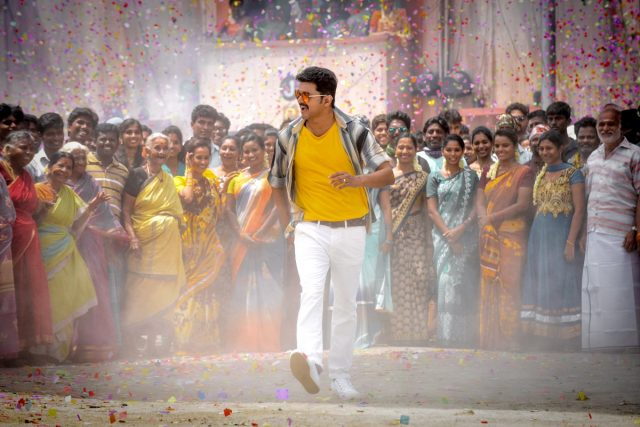 Vijay's Mersal is already creating records with its pre-release business