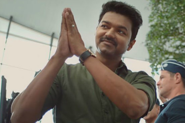 The controversial 'GST Scene' from Mersal that was to be taken off from the film goes viral online