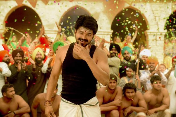 Mersal Box Office Collections: Day 1 registers record collections for this Vijay starrer mass entertainer