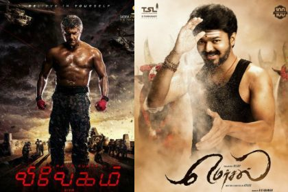 Mersal Box Office Report Day 4: Vijay's film trails Ajith's Vivegam at the Chennai box office