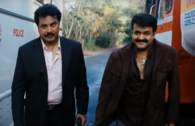 Mohanlal and R Sarathkumar will team up for the second time for a film directed by Bhadran