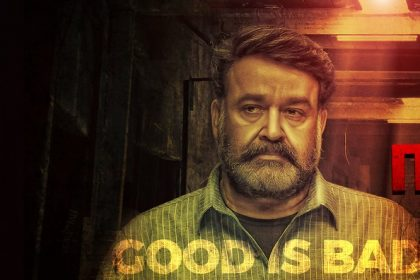 Mohanlal sports a serious look in the latest poster of Villain