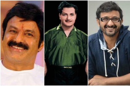 Confirmed! Nandamuri Balakrishna will play NTR in the biopic on the legendary actor which will be directed by Teja