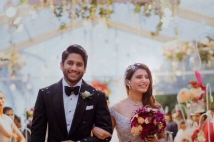 Naga Chaitya and Samantha Ruth Prabhu's Christian wedding is like a dream come true
