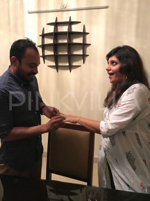 Picture Perfect Soubin Shahir ties knot to Jamiya