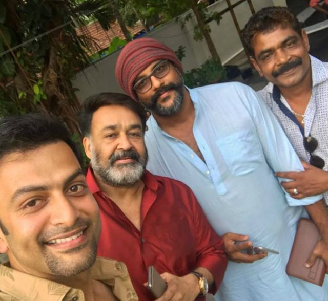 Prithviraj Sukumaran's directorial debut, Lucifer, with Mohanlal in the lead will roll from 2018