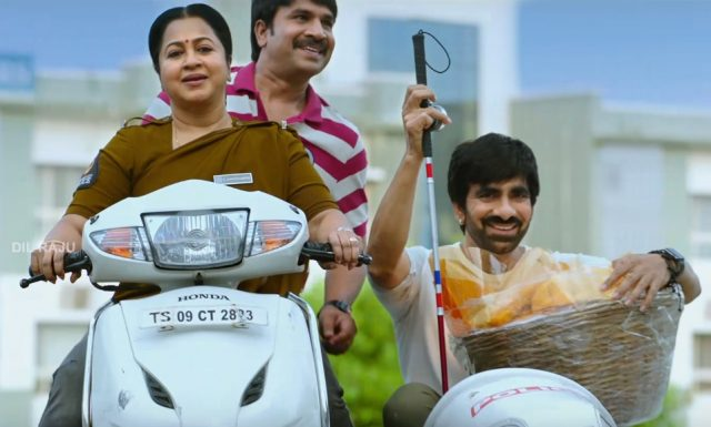 Ravi Teja's 'Raja The Great' will have Radhika Sarathkumar playing an entertaining character