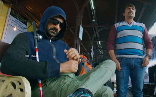 Trailer of 'Raja The Great' starring Ravi Teja and Mehreen Pirzada is out now
