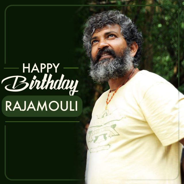 Happy Birthday SS Rajamouli: Things that the world didn't about this Baahubalian filmmaker