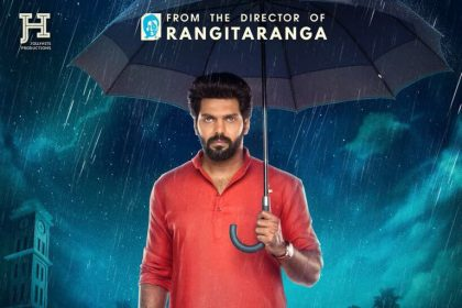 Rajaratha Poster: Arya sports an intense look in his first Kannada film