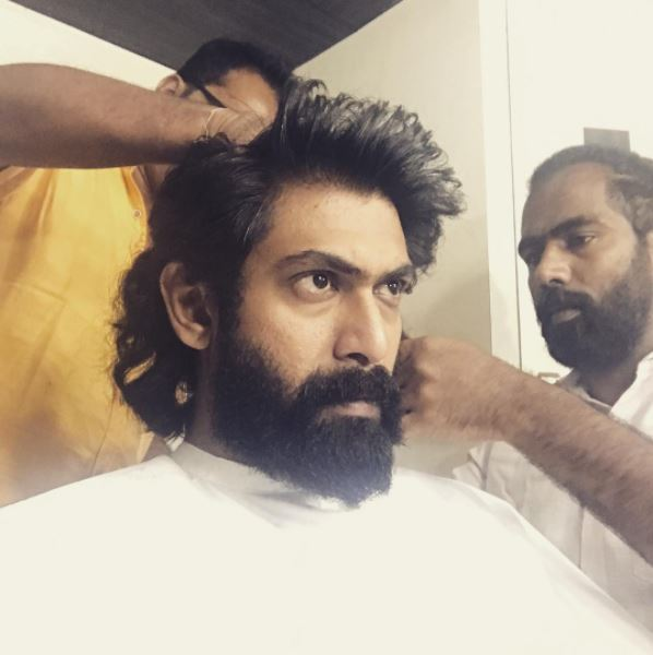 Rana Daggubati begins shooting for his next film titled 1945 which is set in Pre-Independence period