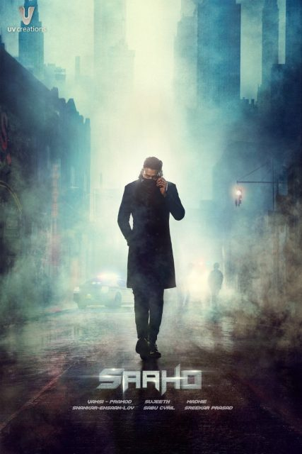 Saaho First Look: Prabhas' look in this action-thriller is something never seen before and will leave us asking for more