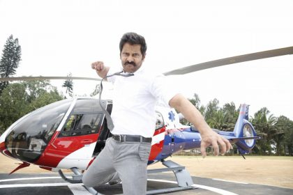 Vikram starrer Saamy Square to feature some 'grand' action scenes