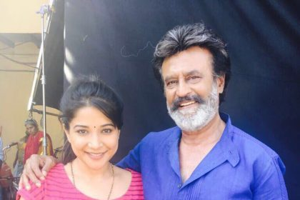 Sakshi Agarwal about working with Rajinikanth in Kaala: He used to show the thumbs-up sign whenever we performed well in a scene