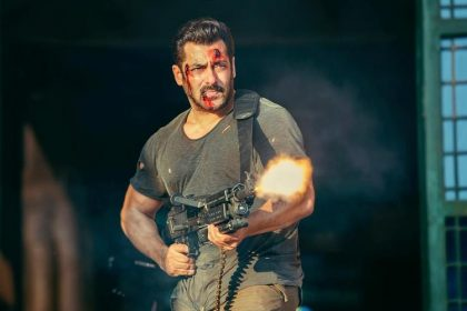 जानें अबतक कितना कमा पायी है सलमान खान की फिल्म टाइगर जिंदा है