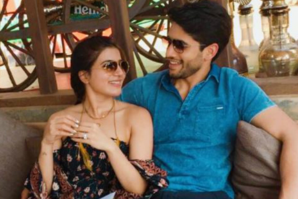 Samantha Ruth Prabhu: It was love at first sight with Naga Chaitanya