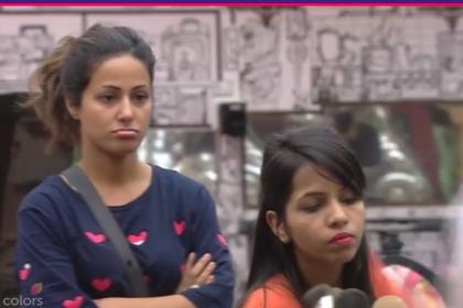 ढ़ीन्चैक पूजा के घर में आने पर हिना खान और शिल्पा शिंदे ने उड़ाया था उसका मजाक