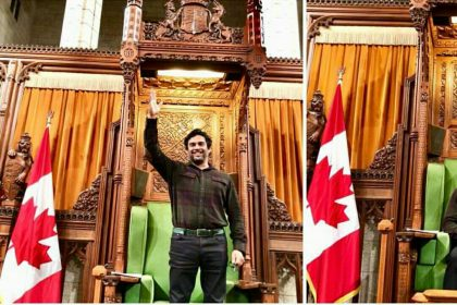 Photos: R Madhavan visits the Parliament of Canada and these photos are spectacular