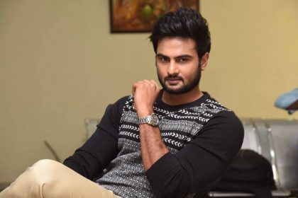 Besides playing the lead, actor Sudheer Babu will also produce his upcoming film directed by debutante Rajasekhar Naidu