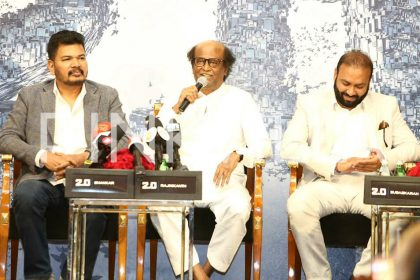 I don't get paid to act in real life and so I'm simple, says Rajinikanth at 2.0 press meet in Dubai