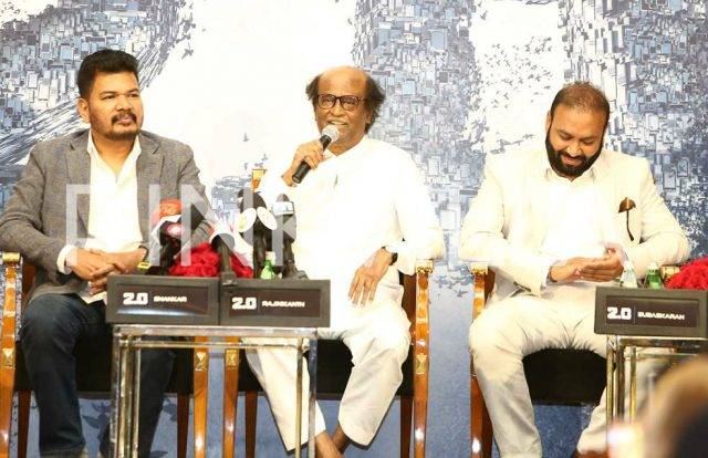 I don't get paid to act in real life and so I'm simple, says Rajinikanth at 2.0 press meet in Dubai