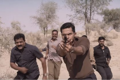 Trailer of 'Theeran Adhigaaram Ondru' starring Karthi and Rakul Preet is out now