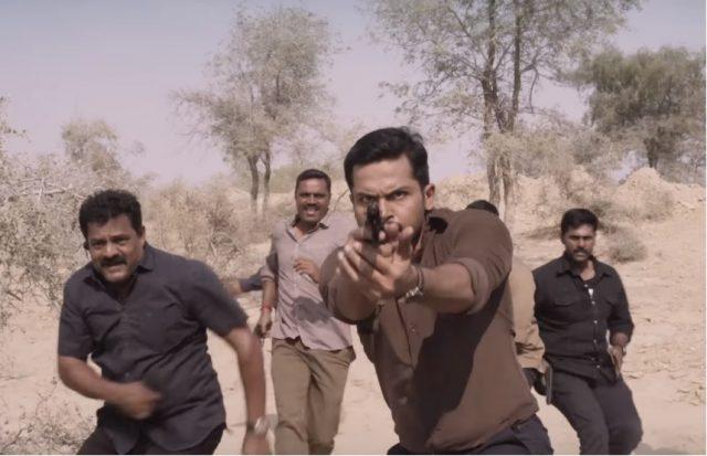 Trailer of 'Theeran Adhigaaram Ondru' starring Karthi and Rakul Preet is out now