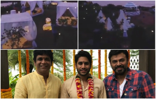 Naga Chaitanya and Samantha Ruth Prabhu Wedding Video: Fan gives a sneak peek into wedding preparations in Goa