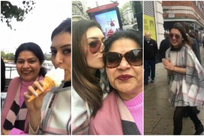 Watch: These videos and pictures of Hansika Motwani holidaying in London are giving us vacation goals