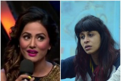 हिना खान ने उठाई 'थूक' वाली बात तो किश्वर मर्चेंट को लग गयी मिर्ची
