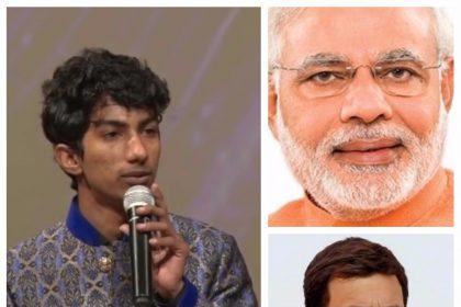 मोदी और राहुल गाँधी की मिमक्री करने से द ग्रेट इंडियन लाफ्टर चैलेन्ज के मेकर्स ने लगायी श्याम रंगीला पर रोक