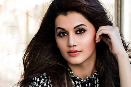 Taapsee Pannu gets overwhelmed over success of 'Anando Brahma'