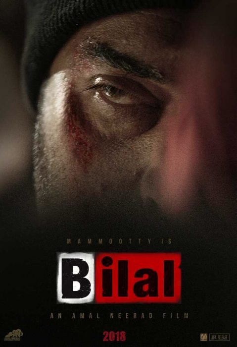 Dulquer Salmaan shares an intriguing poster of Mammootty's 'Bilal' which is a sequel to 'Big B'